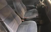 Platana grijze Saab 900 classic
