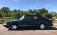 Saab 900 S classic coupé